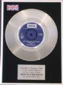 ALAN PRICE -Platinum Disc- SIMON SMITH & THE AMAZING..